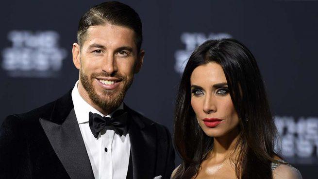 Así se colará 'Sálvame' en la boda de Sergio Ramos y Pilar Rubio