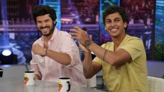 Willy Bárcenas y Antón Carreño, Taburete, en  'El Hormiguero'./Atresmedia