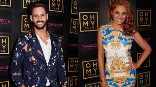 Asraf Beno y Aneth, en 'Oh my club' / Gtres