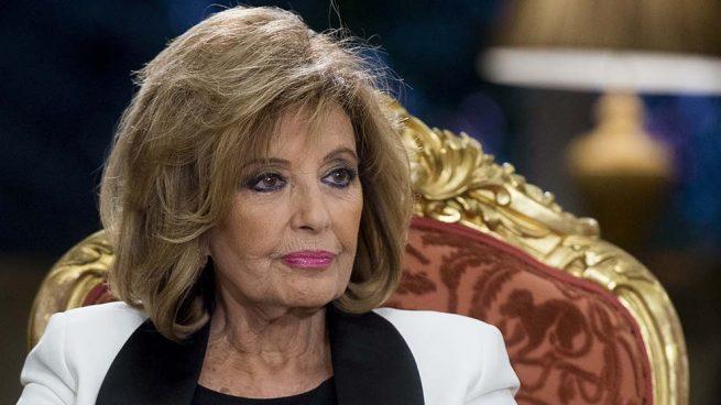 María Teresa Campos, en una imagen de archivo / Gtres.