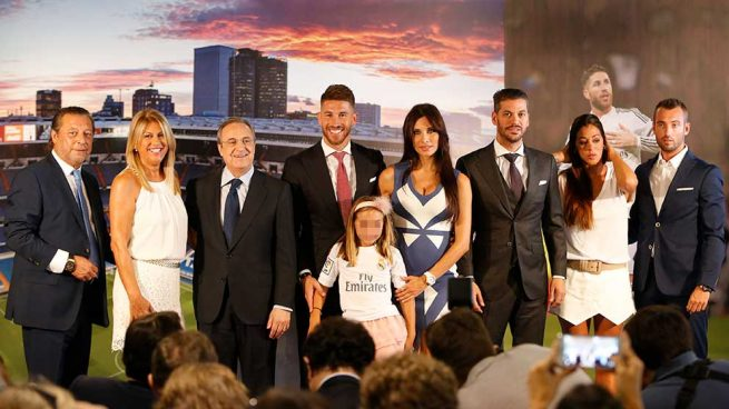 ¿Quién es quién en la familia de Pilar Rubio y Sergio Ramos?