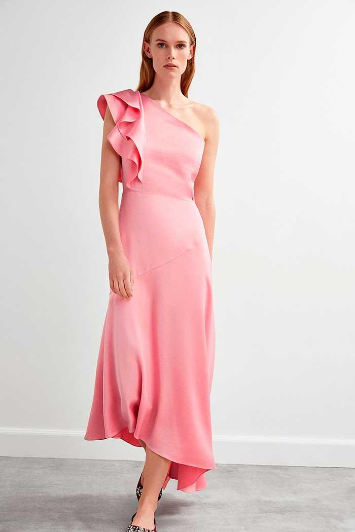 Vestido Rosa de Pedro del Hierro