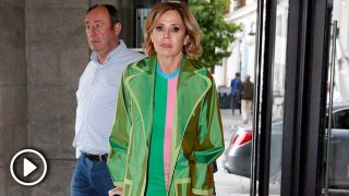 Ágatha Ruiz de la Prada, en el Teatro Real de Madrid / Gtres