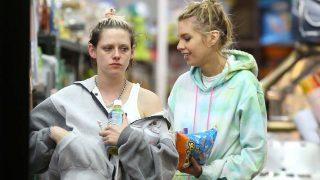 GALERÍA: Kristen Stewart, irreconocible, pero muy unida de nuevo a Stella Maxwell / Gtres