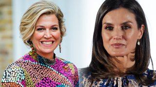 GALERÍA: Máxima y Letizia, dos reinas que vuelven a batirse en duelo… de estilo