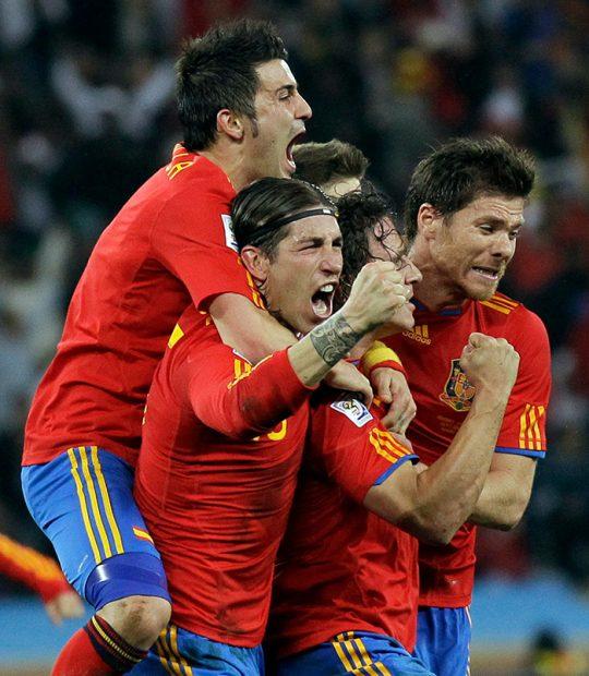 Sergio Ramos, una infancia marcada por los sacrificios