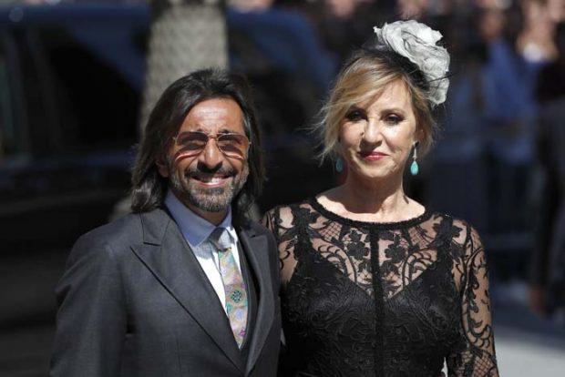 Antonio Carmona y Mariola Orellana