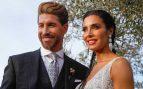 Primeras palabras de Sergio y Pilar como casados: «Se nos han saltado las lágrimas»