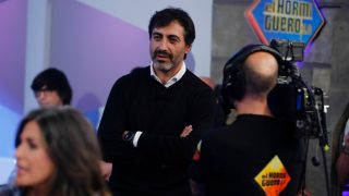 Juan del Val, durante un episodio de 'El Hormiguero' / Gtres.