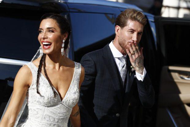 La boda de Sergio Ramos y Pilar Rubio: la banda de rock y otras sorpresas de la fiesta