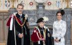 Letizia, reina 'british' con sabor sevillano en su duelo con Máxima de Holanda