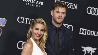 Elsa Pataky junto a Chris Hemsworth / GTRES