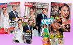 La boda de Pilar Rubio y Sergio Ramos adelanta las revistas