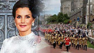 GALERÍA: Las pruebas del momento más incómodo de la reina Letizia
