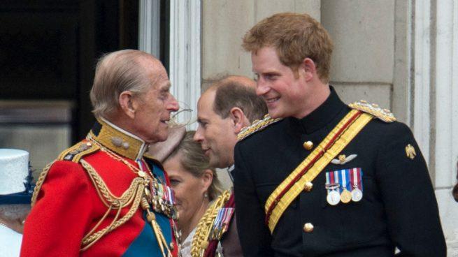 príncipe Harry, duque de Edimburgo