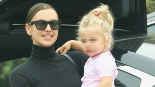 Irina Shayk y su hija Lea: de tal palo, tal astilla / Gtres