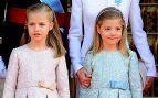 princesa Leonor y la infanta Sofía