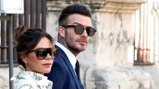 David y Victoria Beckham, en la celebración de la boda de Sergio Ramos / Gtres