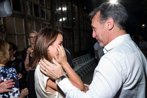 Daniel Ducruet y Estefanía de Mónaco, juntos de nuevo para apoyar a su hija