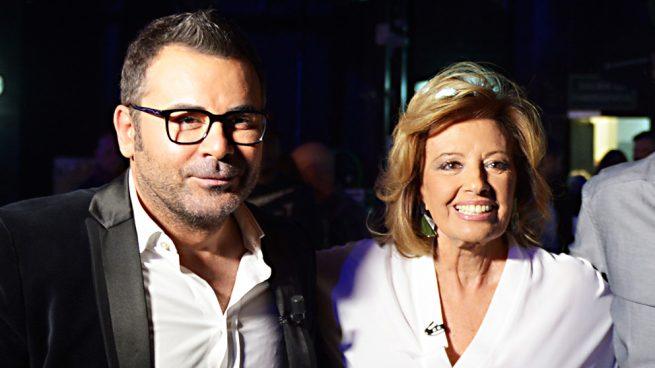 María Teresa Campos y Jorge Javier Vázquez sálvame