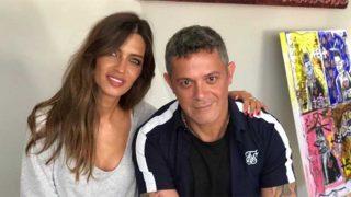 Sara Carboner y Alejandro Sanz, la imagen de su amistad / Instagtram.