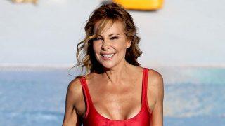 Ana Obregón sube la temperatura en bikini con la llegada del verano/ Gtres