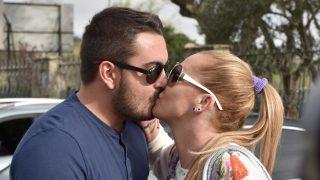 Belén Esteban y Miguel Marcos, en una imagen de archivo / Gtres.