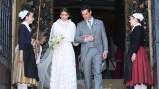 La boda de Valentina Suarez Zuloaga y Manuel de Lacalle, en imágenes / Gtres.
