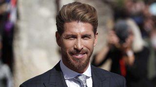 El último tatuaje de Sergio Ramos con el que rinde homenaje a su boda/ Gtres