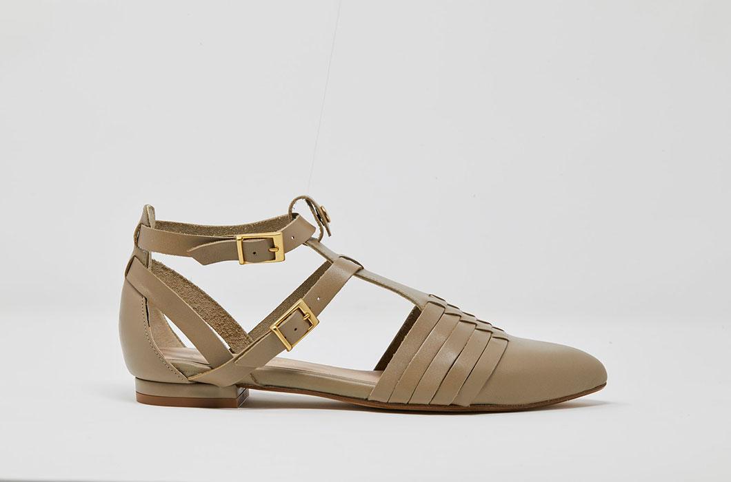 Tania Llasera zapato