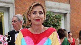 La reveladora reacción de Ágatha Ruiz de la Prada ante el vestido de novia de Pilar Rubio / Gtres