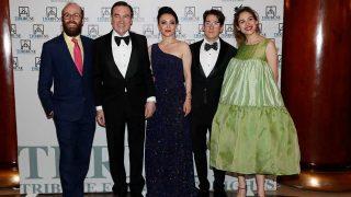 Los hijos de Pedro J y su mujer, Cruz Sánchez de Lara / Gtres
