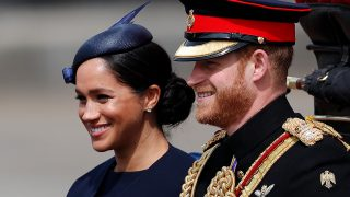 El príncipe Harry y Meghan Markle en una imagen de archivo / Gtres