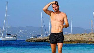 Galería: así de imponente está Luca Zidane en sus vacaciones / Gtres