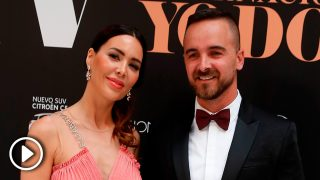 Vania Millán acudió acompañada por su novio en los premios 'Yo Dona' / Gtres