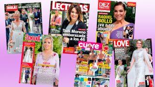 Estas son las revistas del quiosco de este miércoles 26 de junio / Fotomontaje Look
