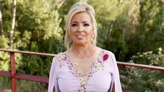 La polémica del vestido que Carmen Borrego lució en la boda de Belén Esteban/ Gtres