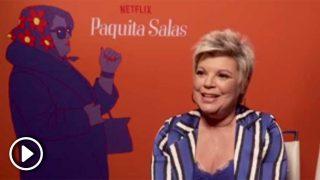 Terelu Campos habla sobre la nueva temporada de Paquita Salas / Gtres