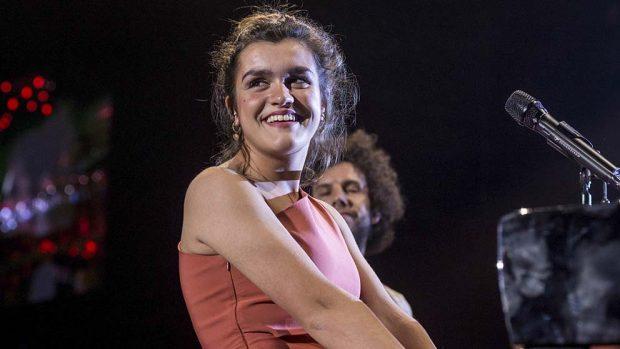 Amaia Romero aparece desnuda en la portada de su primer disco