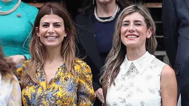 Así ha sido el esperado duelo de estilo entre Begoña Gómez y Juliana Awada