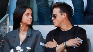 Victoria Federica y Gonzalo Caballero en el Madrid Open / Gtres