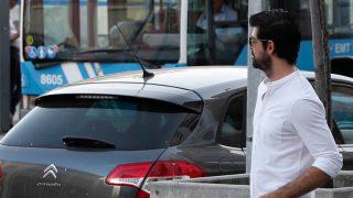Miguel Ángel Muñoz, a la entrada del concierto de Ana Guerra / Gtres.