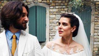 Carlota Casiraghi y Dimitri Rassam, como marido y mujer / Felix Dol-Maillot.