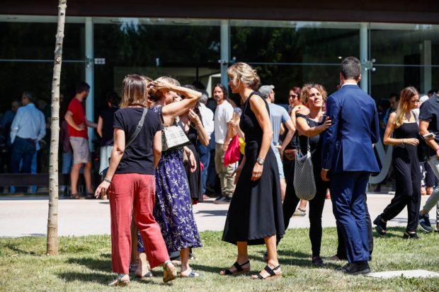 Susanna Griso vuelve al trabajo tras la repentina muerte de su hermana
