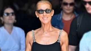 GALERÍA: Céline Dion, la más buscada del 'front row' parisino. / Gtres