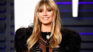 La modelo alemana Heidi Klum. / Gtres