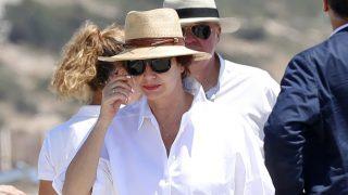 Ana Rosa Quintana ha elegido Ibiza como destino vacacional /Gtres