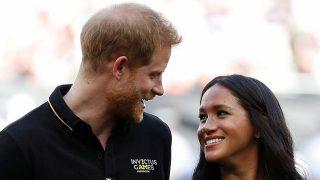 Meghan Markle y el príncipe Harry en una imagen de archivo /Gtres