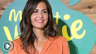 Nuria Roca, en su último acto promocional, este miércoles / Gtres