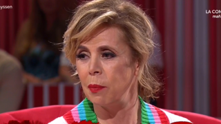 Ágatha Ruiz de la Prada se ha declarado fan número 1 de Tita Thyssen./RTVE